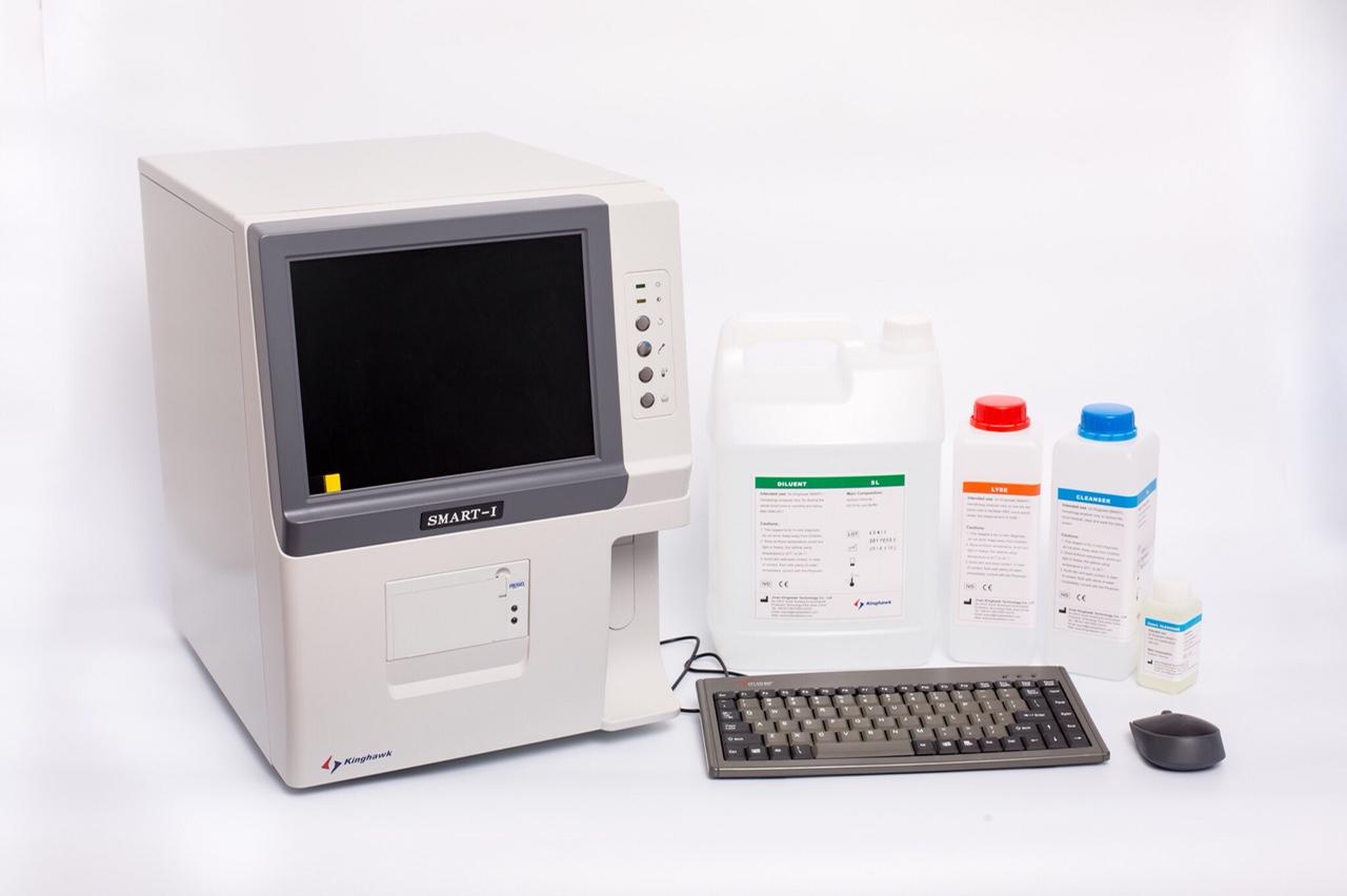 Máy phân tích huyết học tự động SMART-I