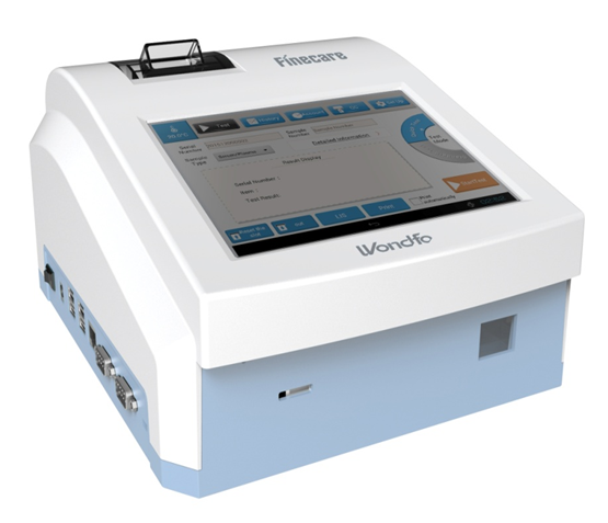 Máy xét nghiệm miễn dịch huỳnh quang Finecare Plus 113