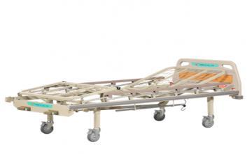 Giường y tế 2 tay quay HK 9006
