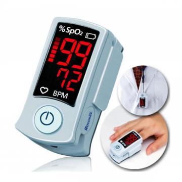 Máy đo nồng độ Oxy Bảo hòa trong máu Sp02 Rossmax SB100