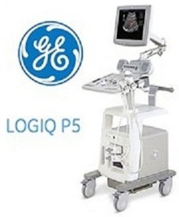 MÁY SIÊU ÂM DOPPLER MÀU 4D GE HEALTHCARE - LOGIG: P5-PREMIUM