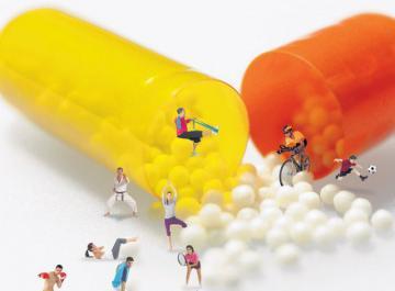 Sẽ có những viên thuốc uống vào thì không cần tập thể dục?