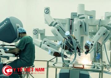 Bệnh viện Chợ Rẫy sử dụng rô bốt để điều trị nhiều bệnh ung thư