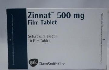 Bộ Y tế yêu cầu các tỉnh thành tăng cường kiểm tra thuốc Zinnat 500 mg Film Tablet giả