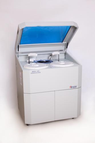 Máy phân tích sinh hóa hoàn toàn tự động KHA-420
