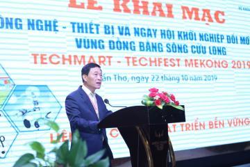Kết nối startup vùng Đồng bằng sông Cửu Long với hệ sinh thái khởi nghiệp sáng tạo quốc gia